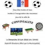 Invitation Euro 2016